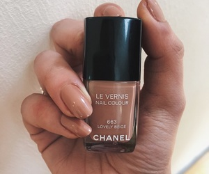 girl, long nails, and love image