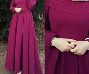dress and hijab image