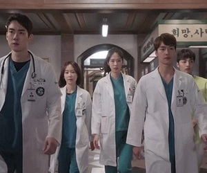 doctors, drama, and Korean Drama image