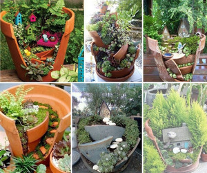plants, diy, and garden image