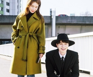 goblin, lee dong wook, and couple image
