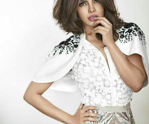 actress, priyanka chopra, and dress image