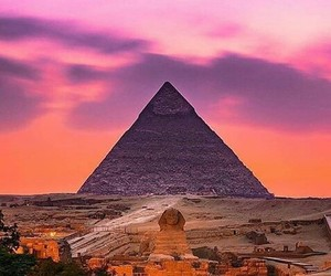 egypt and pirâmide image