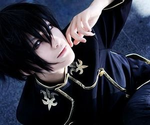 cosplay, anime, and code geass image