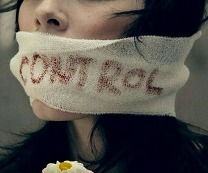 control, cupcake, and anorexia image