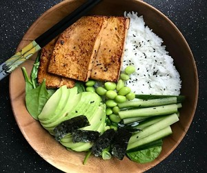 food, healthy, and meal image