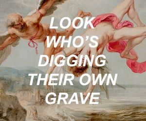bastille, quotes, and icarus image