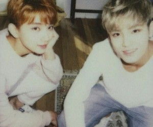 Seventeen, joshua, and mingyu image