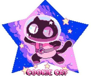 cookie cat and steven universe image