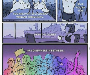 love is love and coming out image
