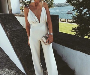 fashion, jumpsuit, and style image