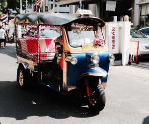 thailand and vacation image