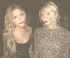 olsen, blonde, and ashley image