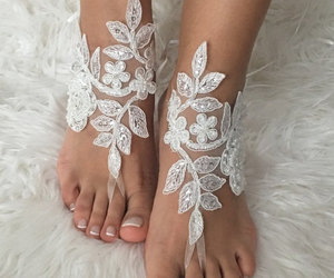 bridesmaid, lace shoes, and etsy image