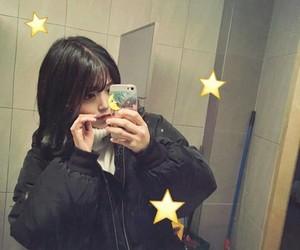 girl, korean, and star image