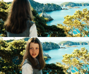 lucy pevensie, narnia, and the chronicles of narnia image