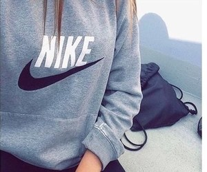 nike, tumblr, and outfit image