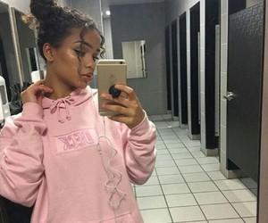 girl, makeup, and icon image