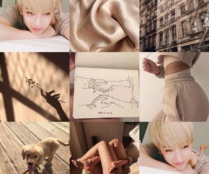 aesthetic, beige, and dancer image