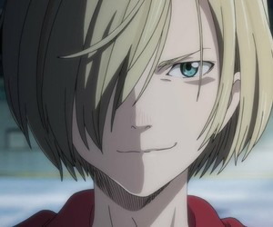 yuri on ice, yuri plisetsky, and anime image