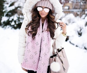 bag, hat, and style image