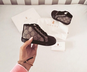 gucci, baby, and shoes image