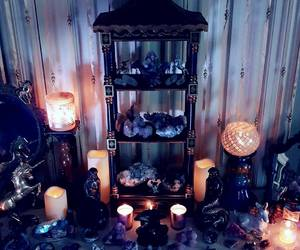 aesthetic, Witches, and wicca image