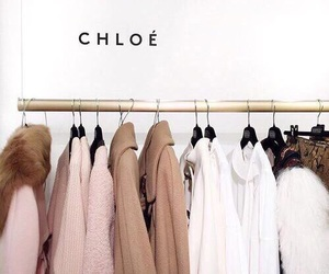 fashion, chloe, and clothes image
