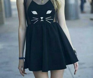 dress, wow, and look image