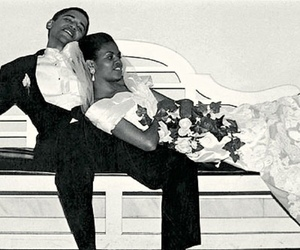 michelle obama, love, and barack obama image