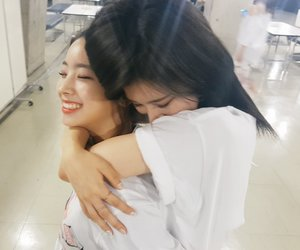 twice, dahyun, and sana image