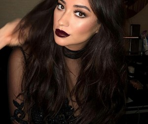 shay mitchell, pll, and makeup image