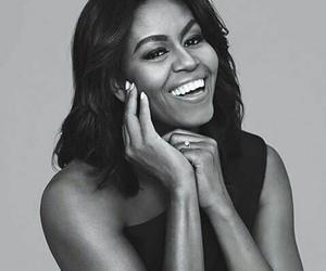 michelle obama, michelle, and obama image