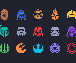 star wars, kylo ren, and bb-8 image