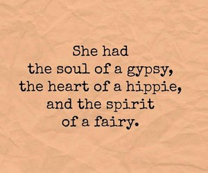 fairy, girl, and gypsy image