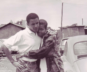 obama, barack obama, and michelle obama image