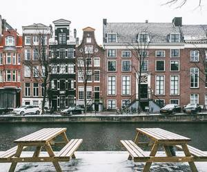 amsterdam, beautiful, and cities image