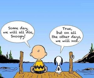 snoopy, quotes, and charlie brown image