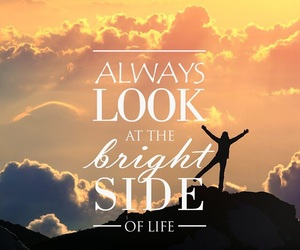 quotes, bright, and side image