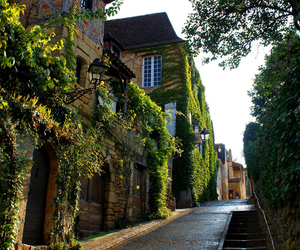 france, street, and architecture image