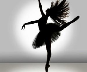 ballet, dance, and ballerina image