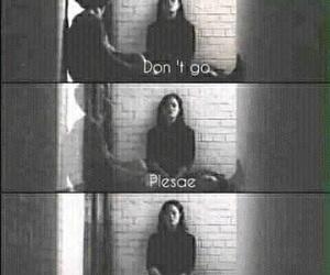 go, no, and sad image