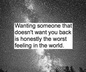 sad, quote, and world image