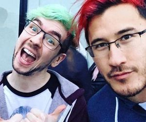 markiplier, jacksepticeye, and youtube image