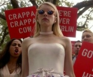 emma roberts, scream queens, and icon image