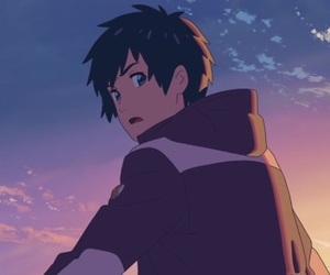 your name, anime, and icon image