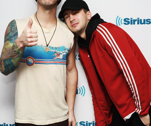 top, twenty one pilots, and josh dun image