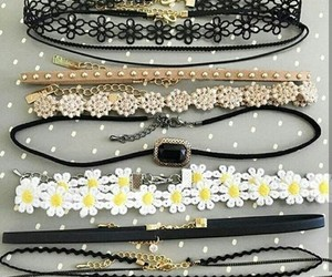 choker, necklace, and accessories image