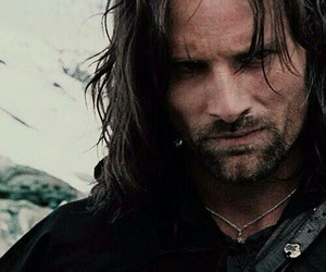 aragorn, lord of the rings, and movies image