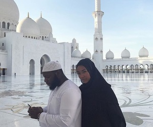 amour, mosque, and muslim image
